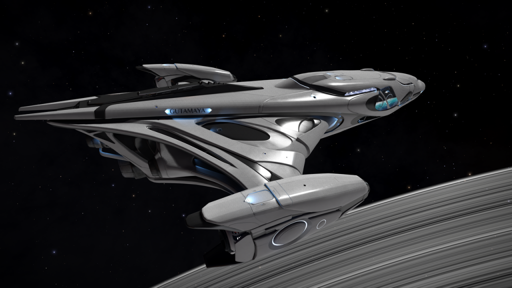Imperial Cutter. Not bad, not bad. Also, not worth weeks of grinding.